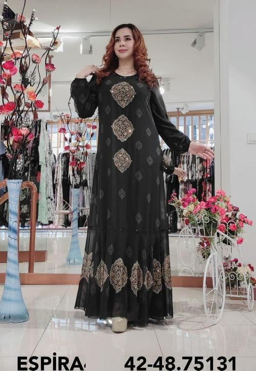 Мусульманская одежда нарядная 1009385