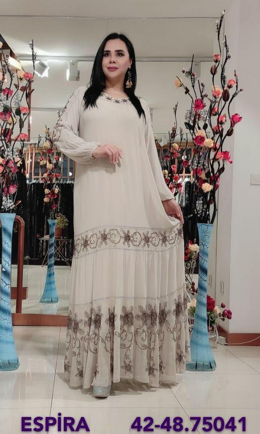 Мусульманская одежда нарядная 1009390