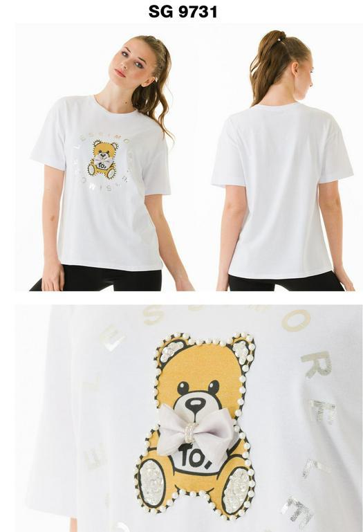 Женские футболки 966208