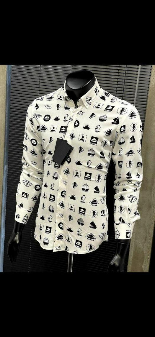 Мужские рубашки 1012116