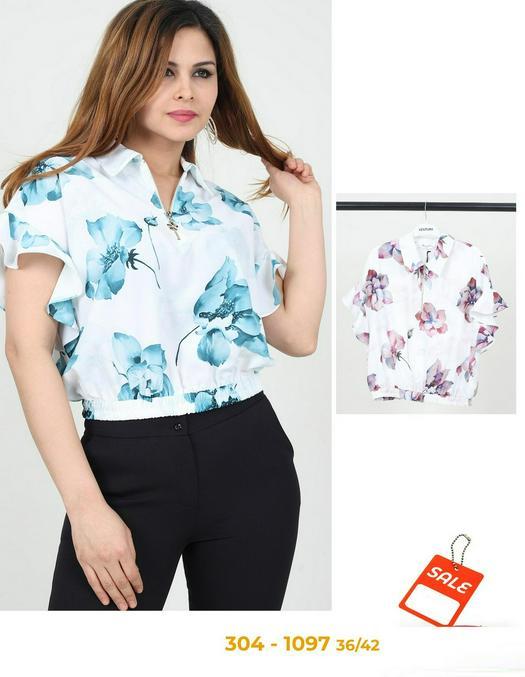 Распродажа блузки рубашки 961866