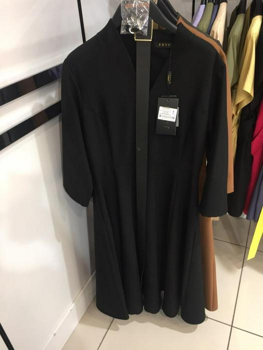 Большие размеры платья 1011054