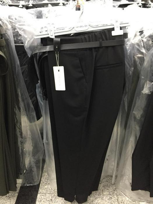 Большие размеры брюки 1011909