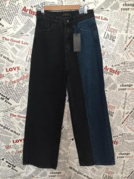 Джинсы, брюки разбитые серии 1046450