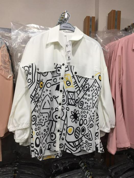 Женские рубашки 1011662