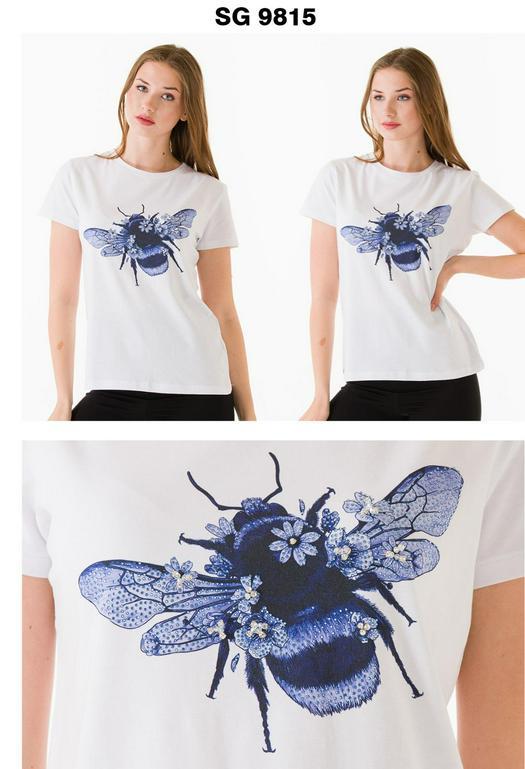 Женские футболки 966227