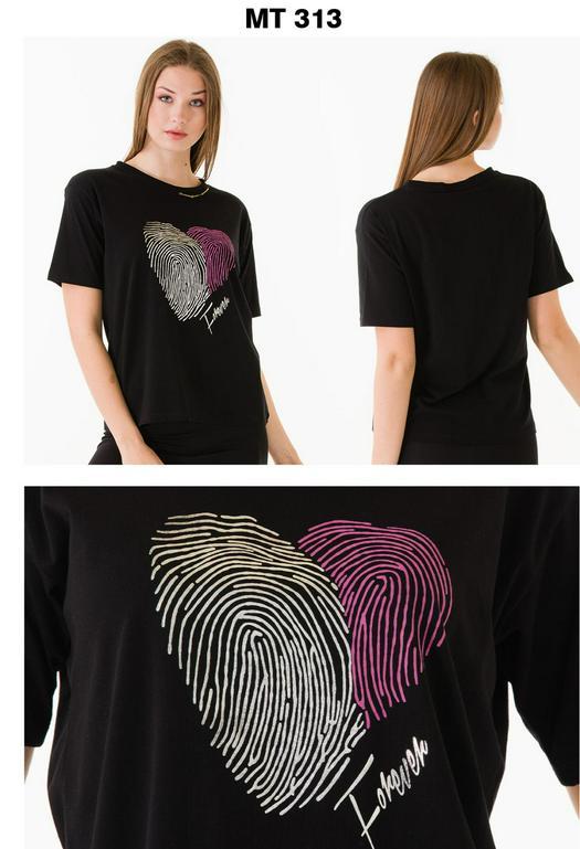 Женские футболки 965603