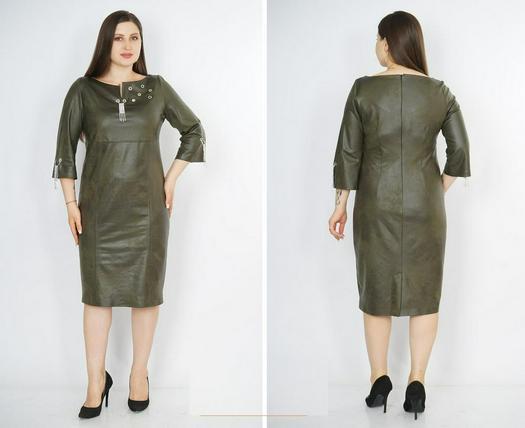 Большие размеры платья 1056924