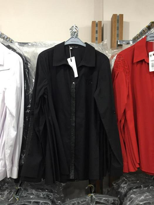 Женские рубашки 1011654