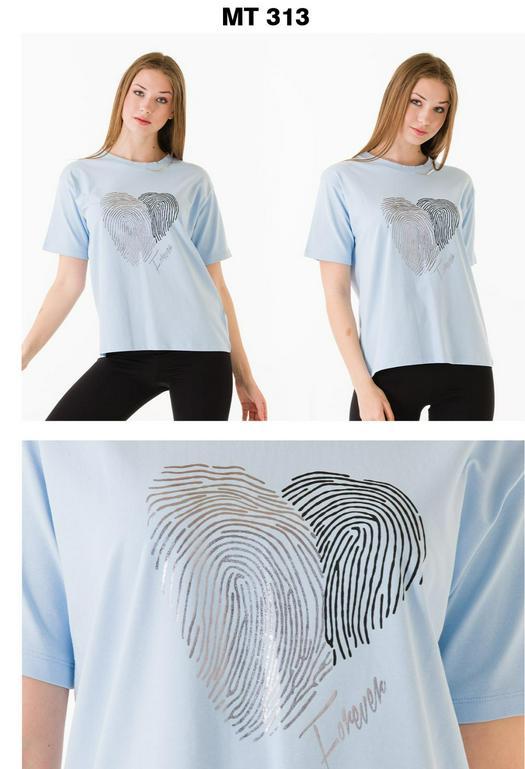 Женские футболки 965601