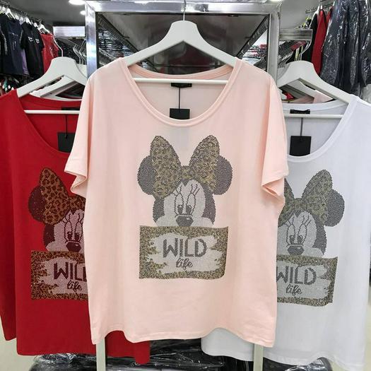 Женские футболки 1027200