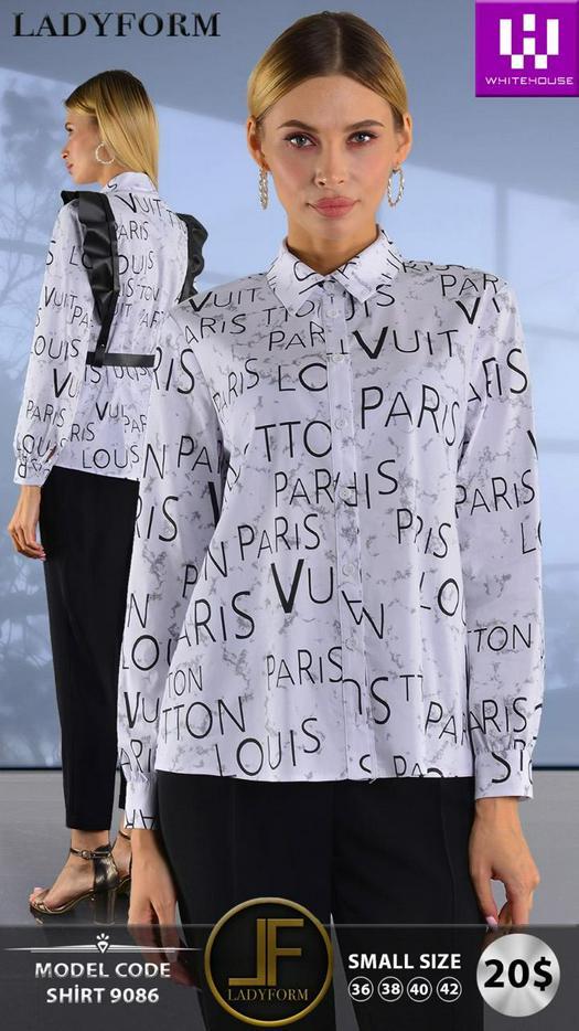 Женские рубашки 1012445