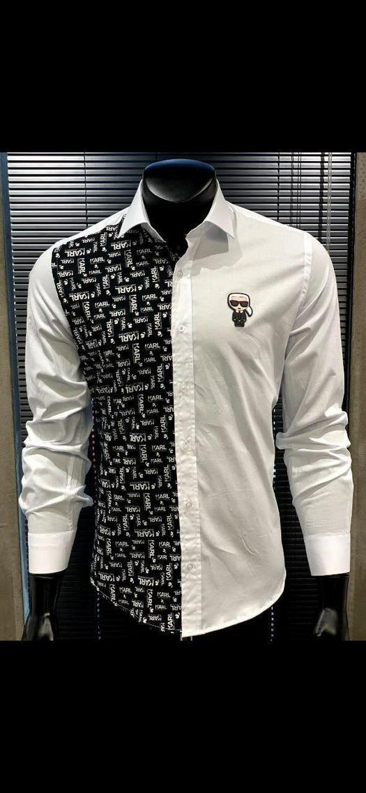 Мужские рубашки 1012119