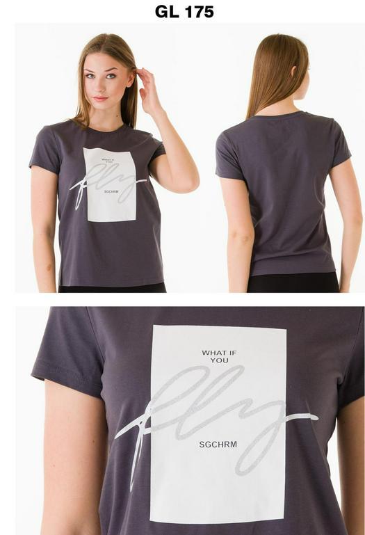 Женские футболки 966234