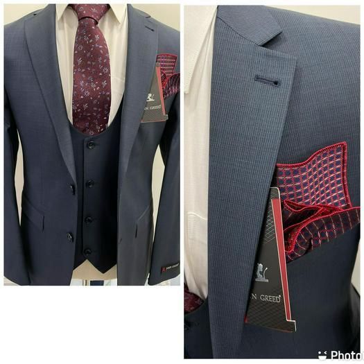 Мужские классич костюмы 1010077