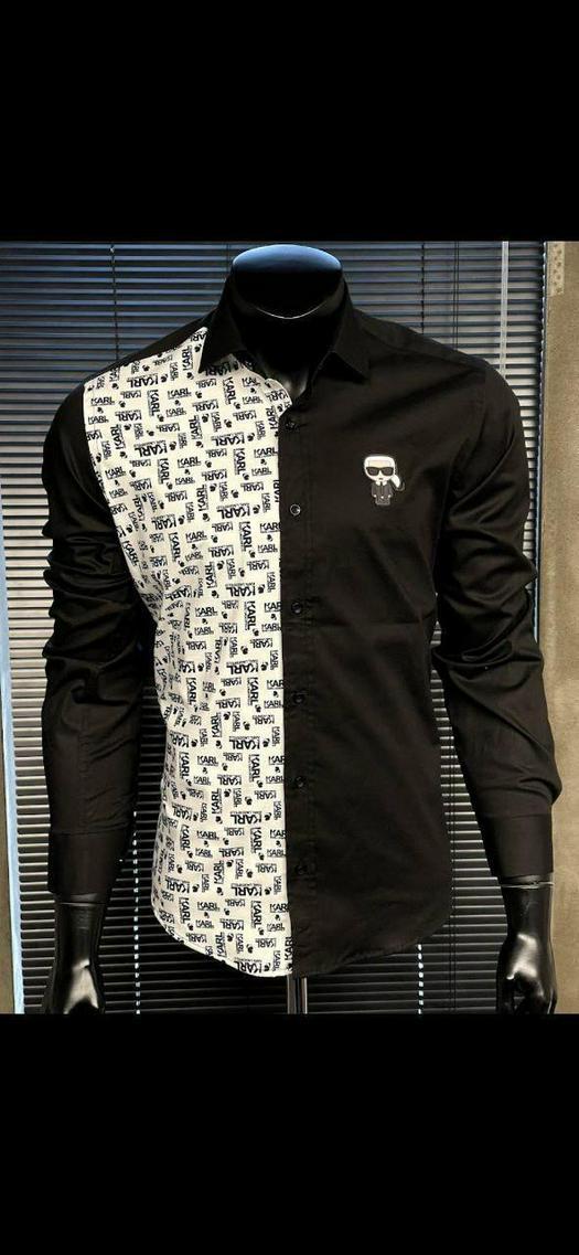 Мужские рубашки 1012123