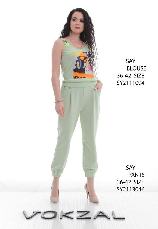 Женские брюки 964752