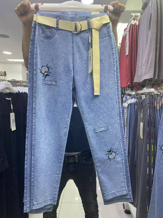 Большие размеры джинсы 991639