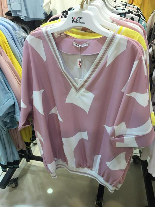 Женские блузки 1011330