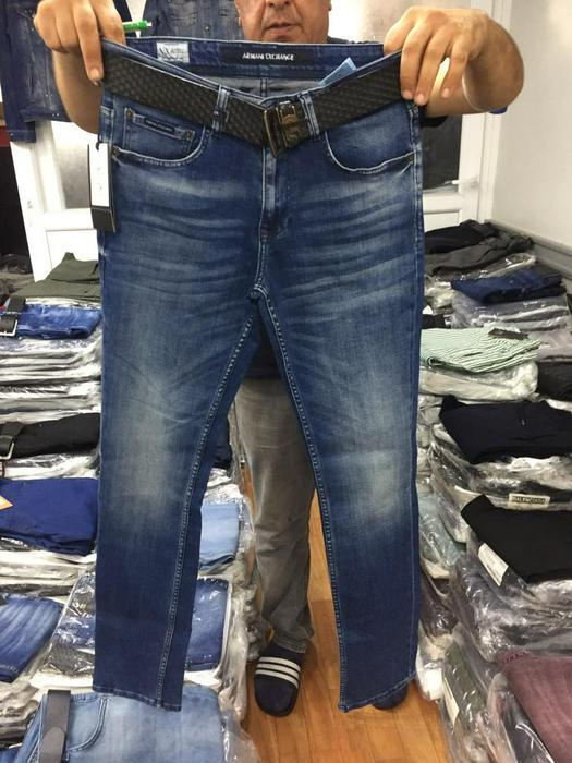 Мужские джинсы 1011610