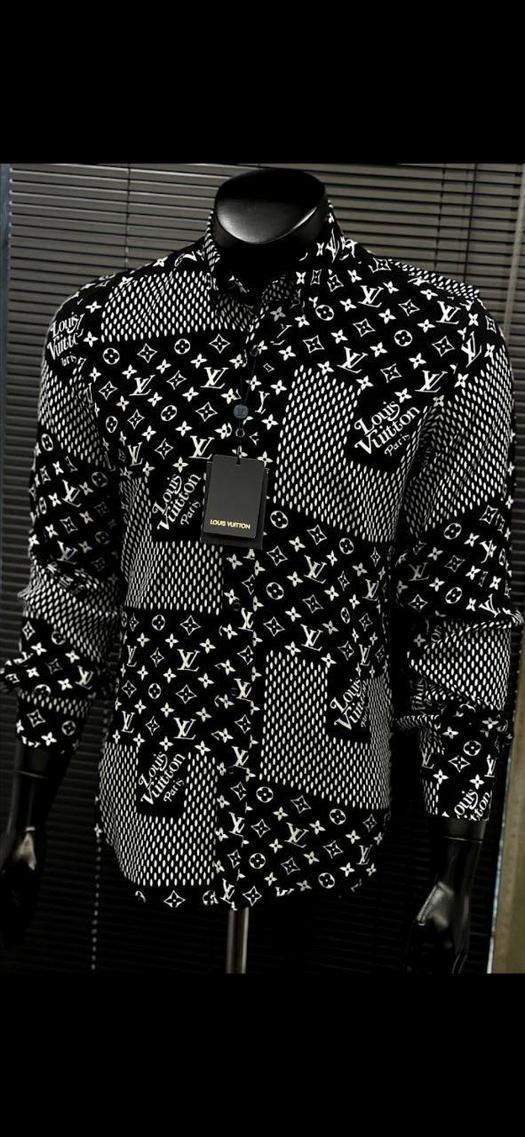 Мужские рубашки 1012110