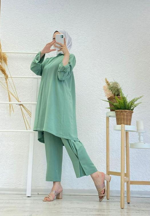 Мусульманская одежда повседневная 1009341