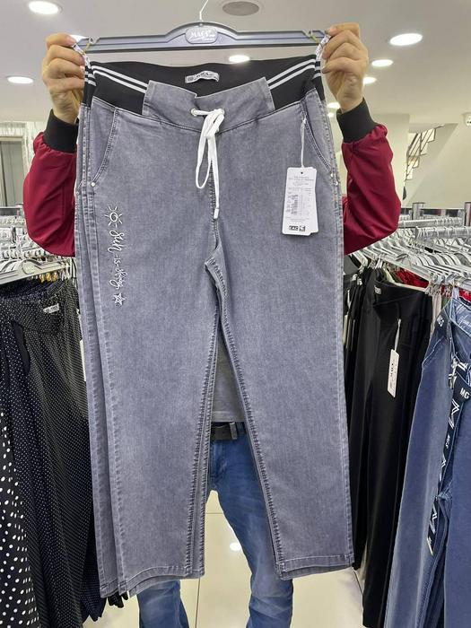 Большие размеры джинсы 991613