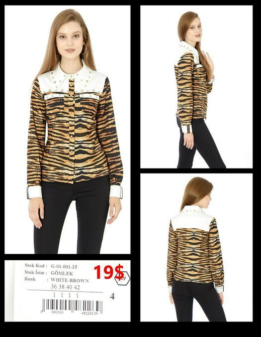 Женские блузки 1055663