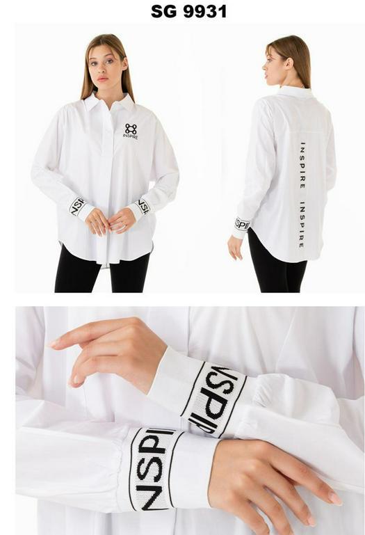 Женские рубашки 1012380