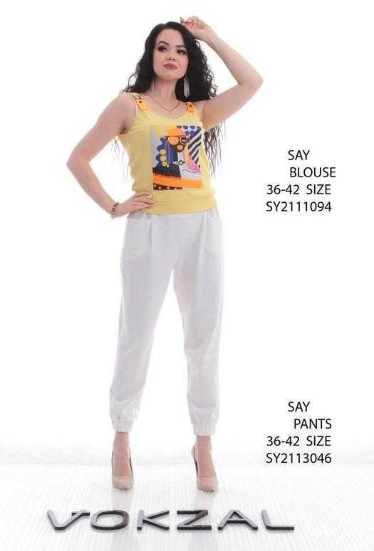 Женские брюки 964751