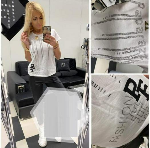 Женские футболки 837125