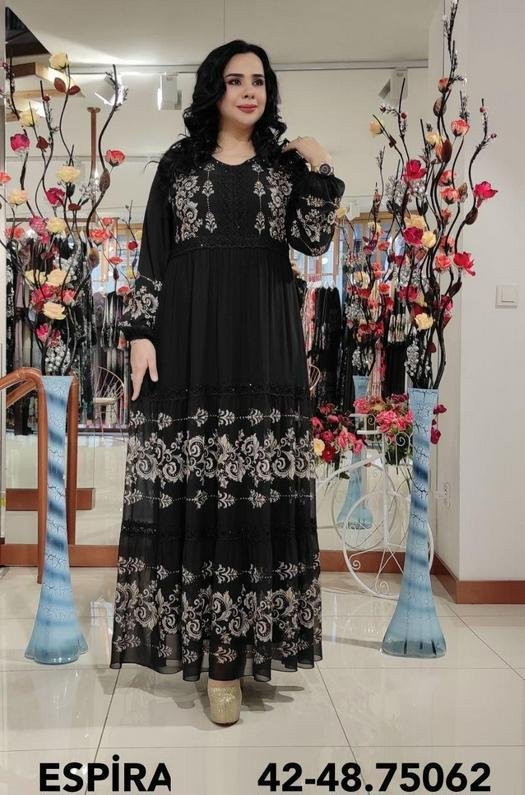 Мусульманская одежда нарядная 1009381