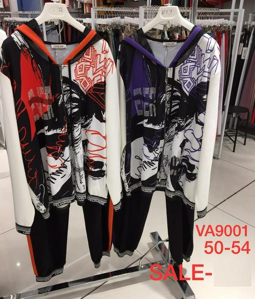Спорт костюмы баталы 993925