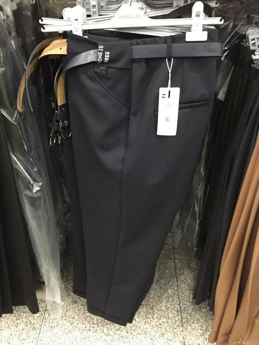 Большие размеры брюки 1011827