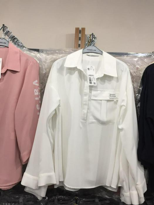 Женские блузки 1011659