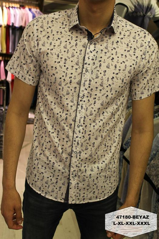 Мужские рубашки 818132