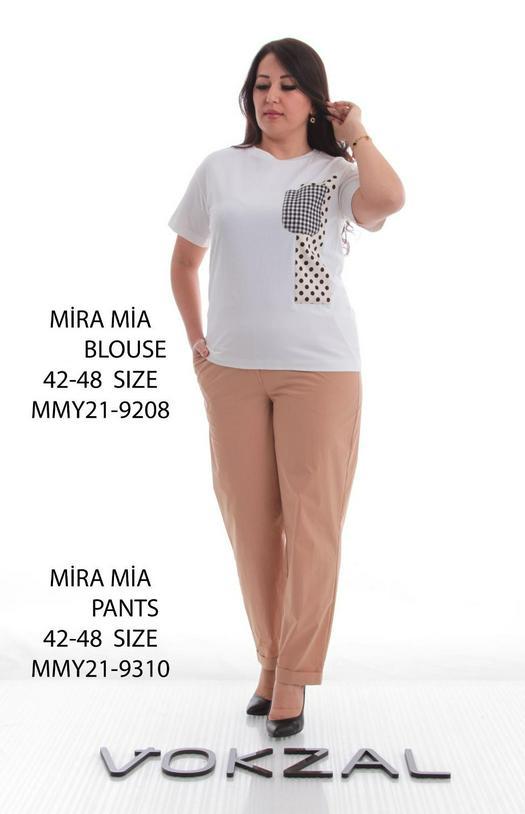 Большие размеры брюки 964813