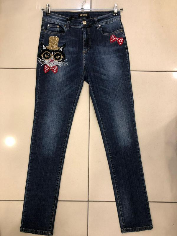 Большие размеры джинсы