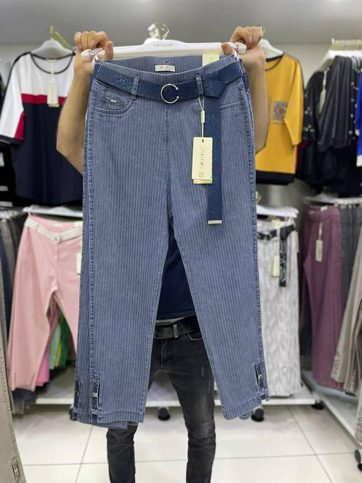 Большие размеры джинсы 991629