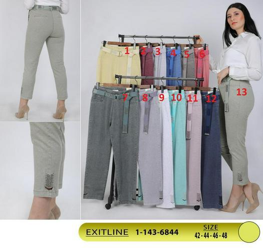 Большие размеры брюки 965472