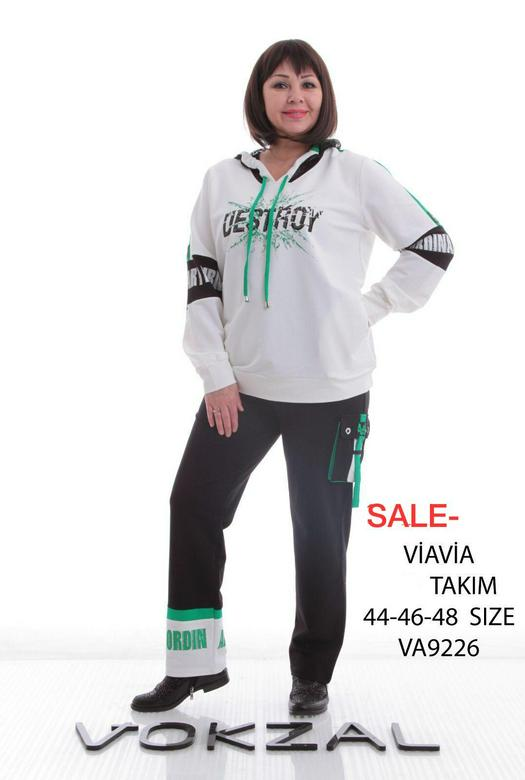 Спорт костюмы баталы 993906