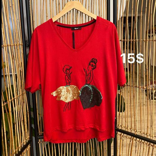 Женские футболки 824690