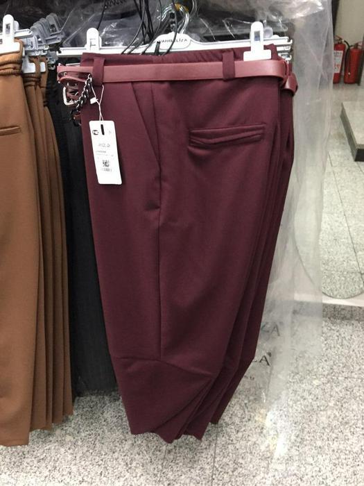 Большие размеры брюки 1011825