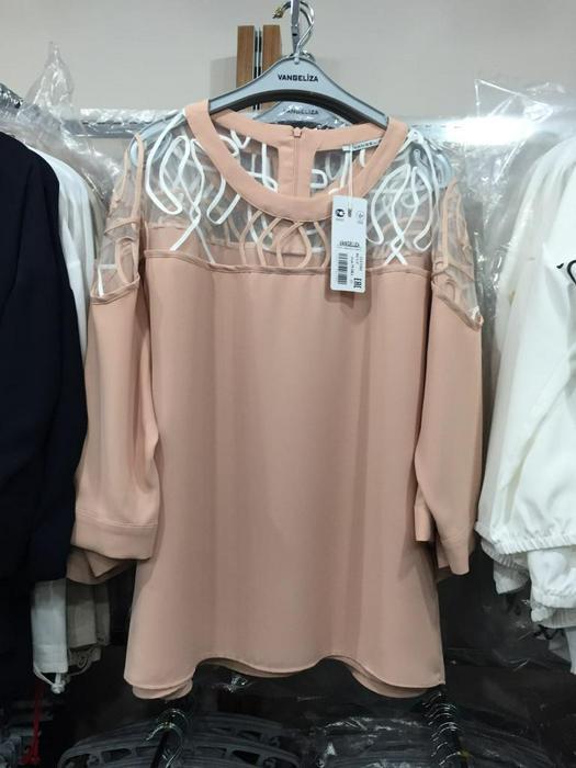 Женские блузки 1011661