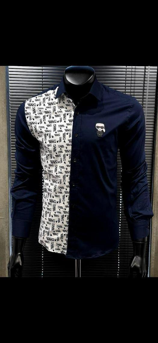 Мужские рубашки 1012126
