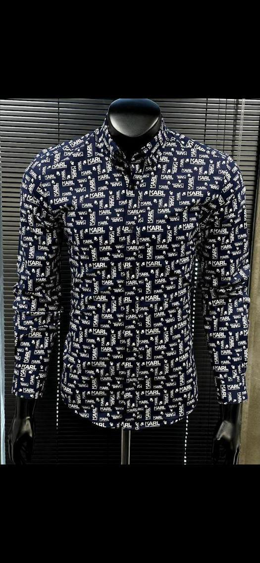 Мужские рубашки 1012106