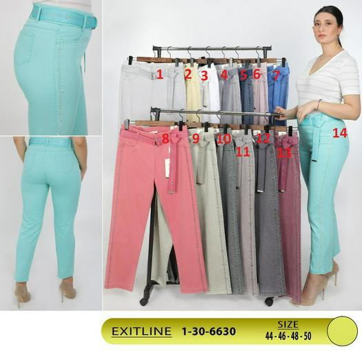 Большие размеры брюки 965473