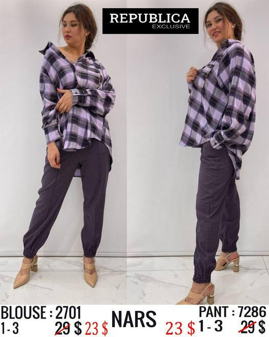 Женские брюки 1057233