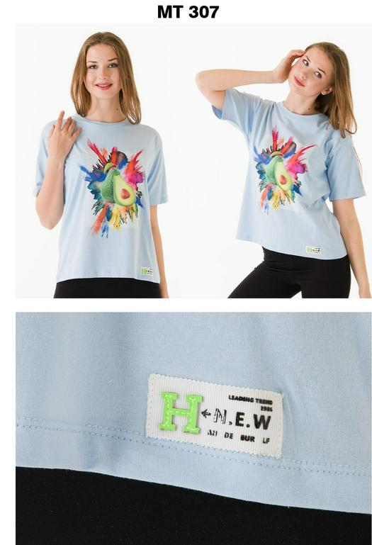 Женские футболки 966246