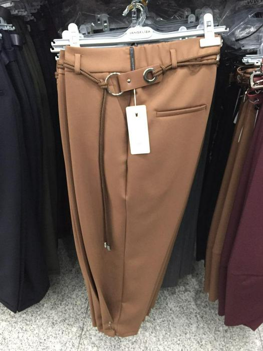 Большие размеры брюки 1011826